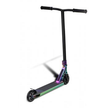 Slamm Sentinel Stunt Scooter - Neochrome