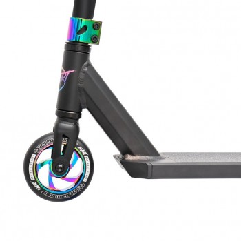Invert V2 TS2+ Complete Scooter - Black/NeochromeInvert V2 TS2+ Complete Scooter - Black/Neochrome