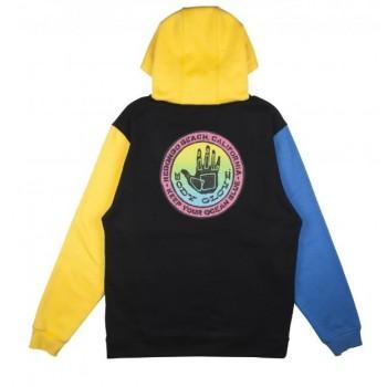 Body Glove Hood Sunrise Hoodie - Multi