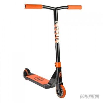 Dominator Trooper Complete Scooter - Black/Orange