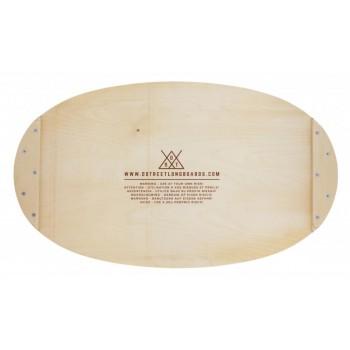 D Street Balance Board Mandala Original Multi - 30