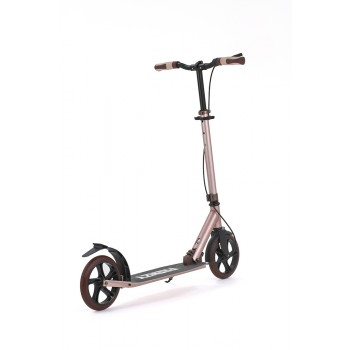 Frenzy 205mm Dual Brake Plus Adult Scooter - Rose Gold