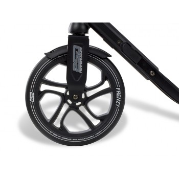Frenzy 250mm Recreational Adult Scooter - Black