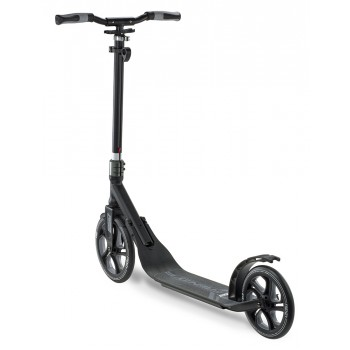 Frenzy 250mm Recreational Adult Scooter - Red/Black