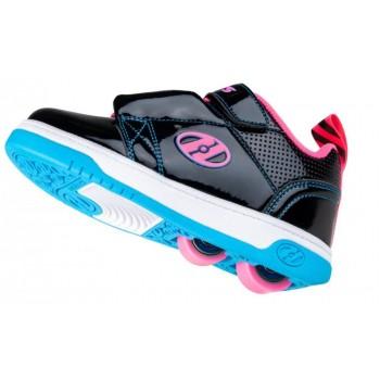 Heelys Rift X2 (HE100656) Black/Neon/Pink/Cyan