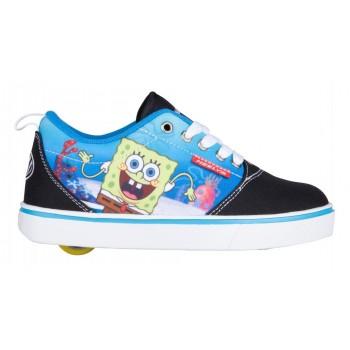 Heelys X Spongebob PRO 20 Prints (HES10361) - Black/Multi Canvas