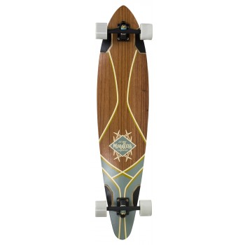 Mindless Core Pintail Complete Longboard