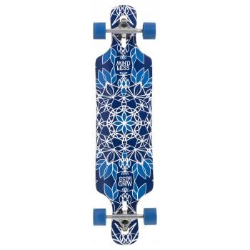 Mindless Sanke III Complete Longboard - Blue