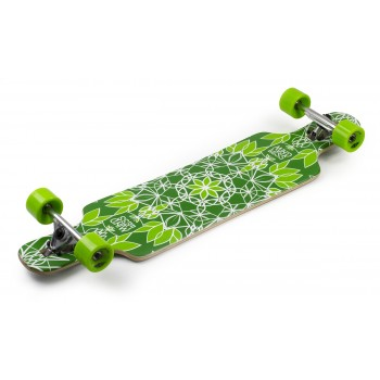 Mindless Sanke III Complete Longboard - Green