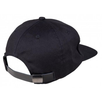 Santa Cruz Cap Slashed Cap - Black