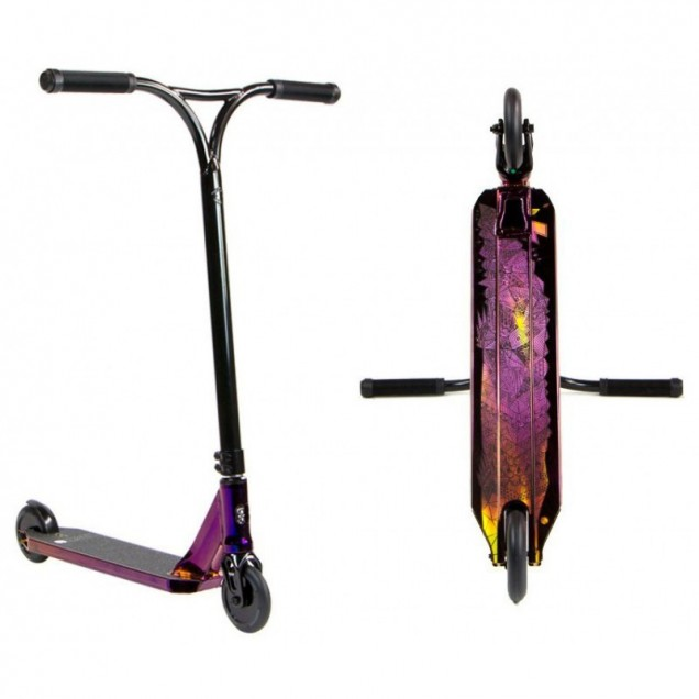 Lucky Covenant Pro 2018 Complete Scooter - Neo-Purpule