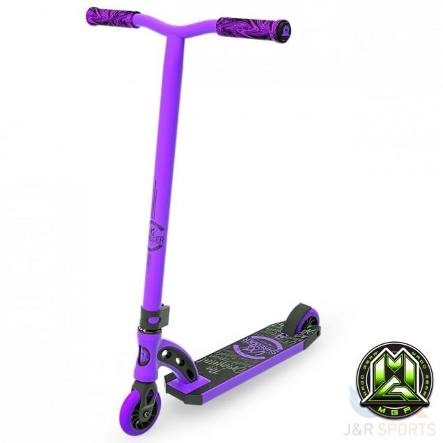 MGP VX 8 SHREDDER Pro Stunt Scooter - Purple
