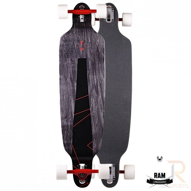 RAM Milho Longboard - Phantom  9.75