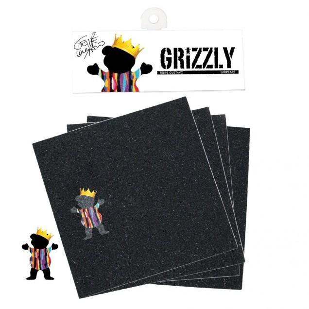 Grizzly Felipe Gustavo Griptape