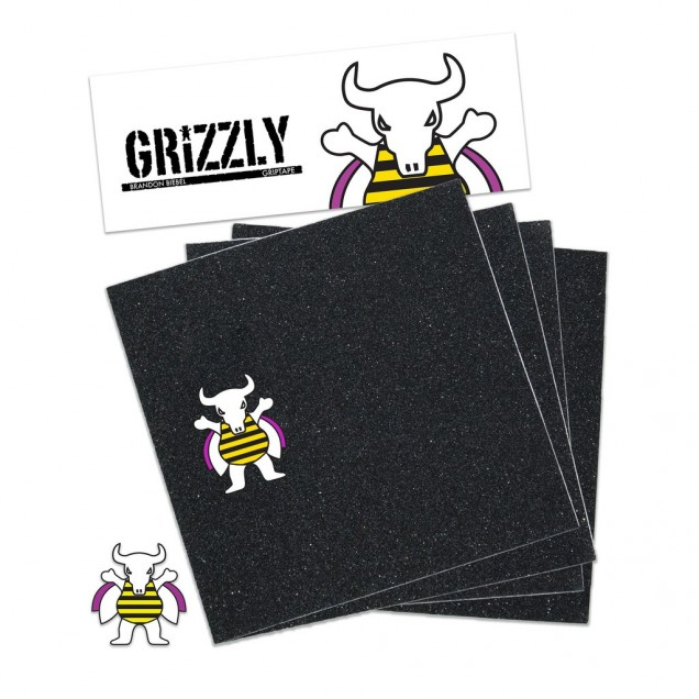Grizzly Brandon Biebel Griptape