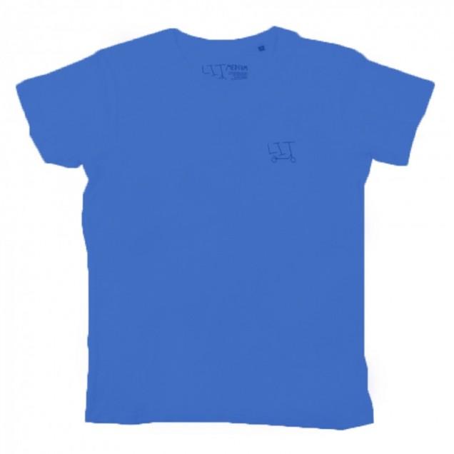 Undialed LIT T-Shirt - Blue