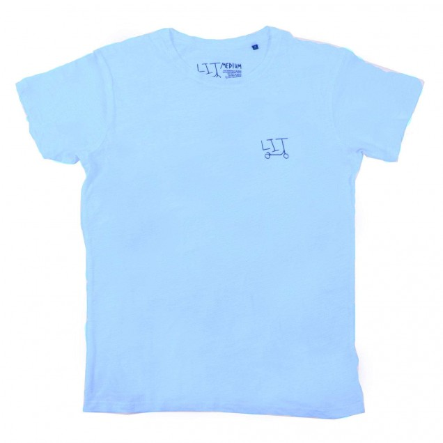 Undialed LIT T-Shirt - Teal