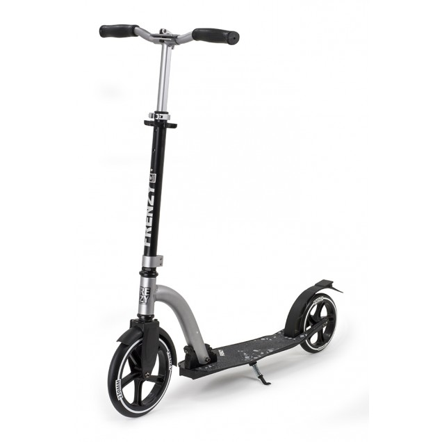 Frenzy 230mm V2 Recreational Adult Scooter - Silver