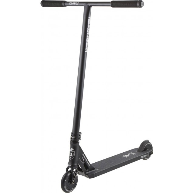 Longway Kronos Limited Edition Pro Scooter - Black
