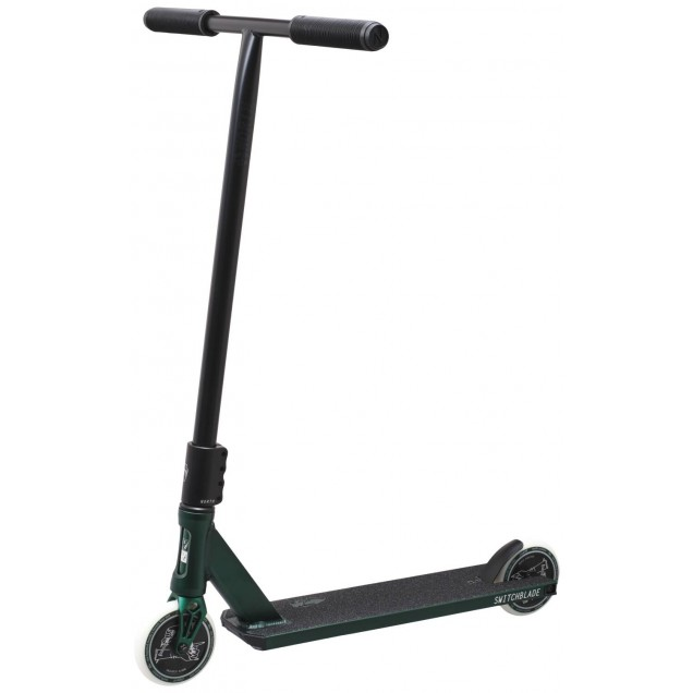 North Switchblade 2020 Pro Scooter - Forest/Black