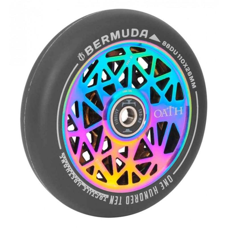 Neo Chrome Oath Bermuda 120mm Wheels