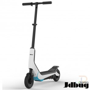 JD Bug Electric Scooter Sports Series - White