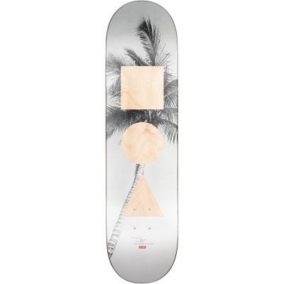 "G1 Stack Lone Palm Skateboard Deck 8.0"""