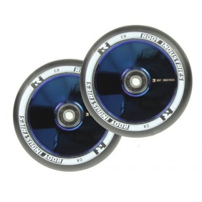 Root Industries Hollow Core 110mm Scooter Wheel - Black/Blueray