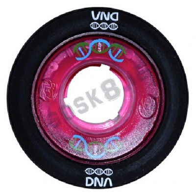Atom DNA Wheels Black-Pink 86A