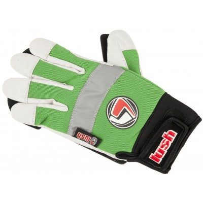 Lush Freeride Gloves Green