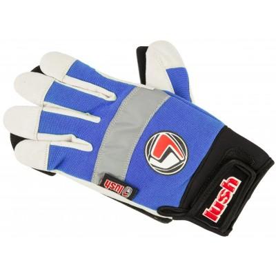 Lush Freeride Gloves Blue