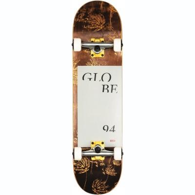 "Globe G2 Typhoon Skateboard 8"" - Yellow"