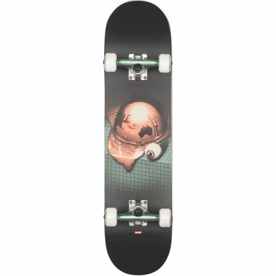 Globe G2 On the Brink  Halfway There Skateboard 7.75""