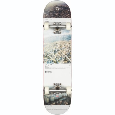 "Globe G2 Sprawl Metropolypse Skateboard 8"""
