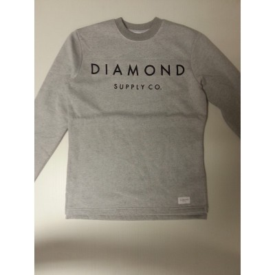 Diamond L/S Football Top