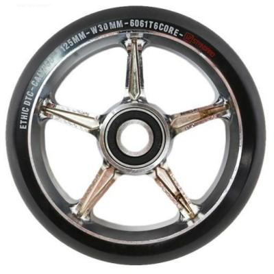 Ethic DTC Calypso 125mm Scooter Wheel - Chrome