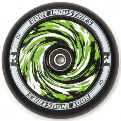 Root Industries Hollow Core 120mm Scooter Wheel - Black/Amazon