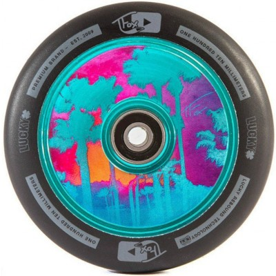 Lucky Tanner Fox Signature Hollow Core Scooter Wheel