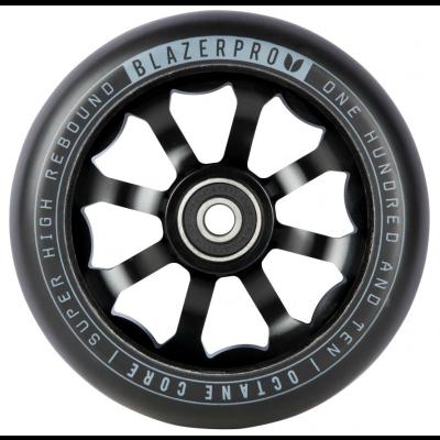 Blazer Pro Octane 8 Spoke Scooter Wheel 110mm - Black