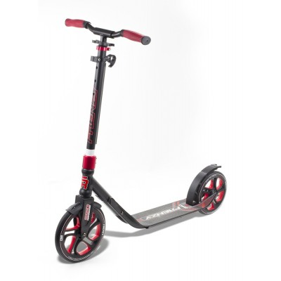 Frenzy 250mm Adult Scooter - Red/Black