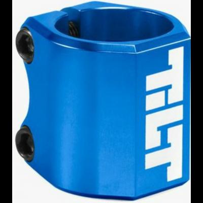Tilt Classic Double Scooter Clamp - Blue