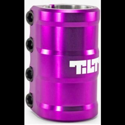 Tilt Arc SCS Scooter Clamp - Purple