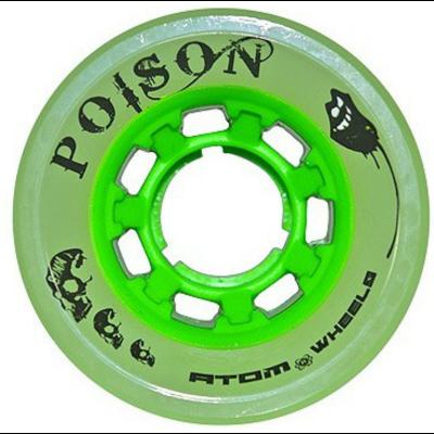 Atom Poison Wheels - 62 x 38mm Hybrid 84A