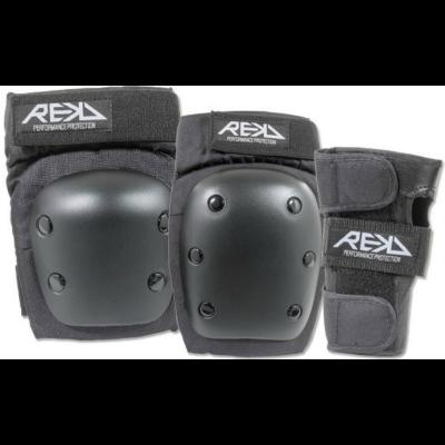 REKD Heavy Duty Triple Pad Set