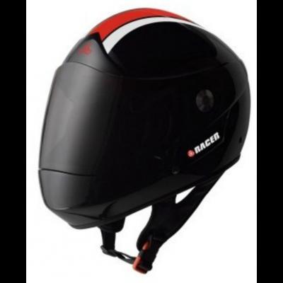 Triple 8-Racer Downhill Helmet Black