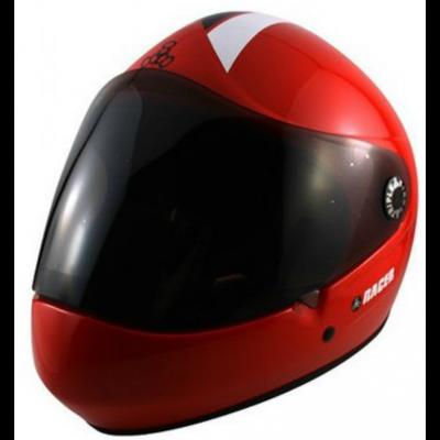 Triple 8 Racer Downhill Helmet Red