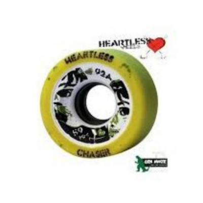 Heartless Chaser Wheels - Lemon