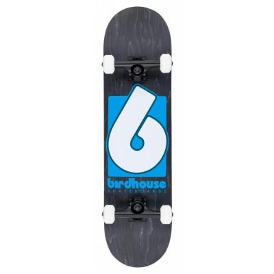 Birdhouse Stage 3 Complete Skateboard - B Logo Black