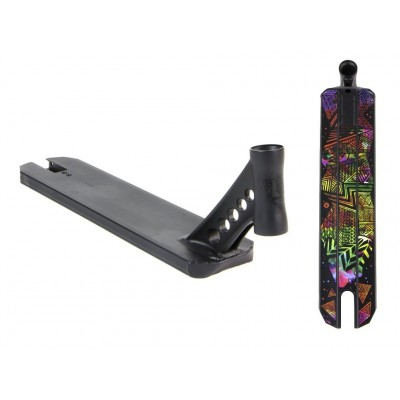 Lucky Evo Pro 2018 Scooter Deck - Black