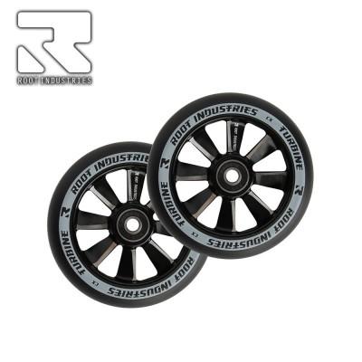 Root Industries TURBINE Wheel 110mm - Black/Black